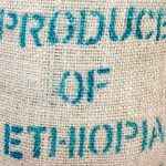 ethiopia coffee bag